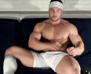 Hasan's male webcam room