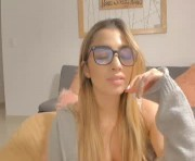 Alanna's live sex show