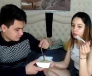 Bruno and Azula's couple webcam room
