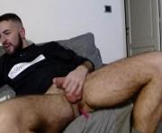 Catchermj's male webcam room