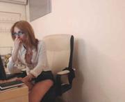 classyfetishrelax's female webcam room