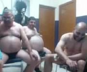 fadesa y fade's male webcam room