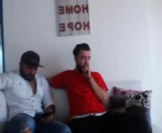 angel y juan pablo's male webcam room