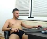 jamesdiamondx's male webcam room