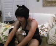 jxyuna's shemale webcam room