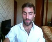 Mikhail's male webcam room