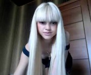 Milana's female webcam room