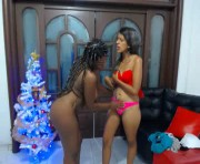 Perla, Nacho - Ana's couple webcam room
